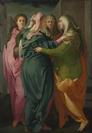 Pontormo Jacopo Carucci Pontorme Empoli 1494-Firenze 1557