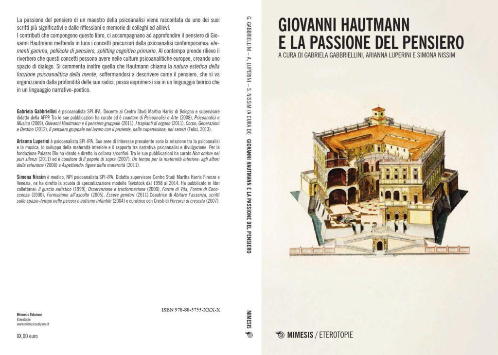 Giovanni Hautmann e la passione del pensiero